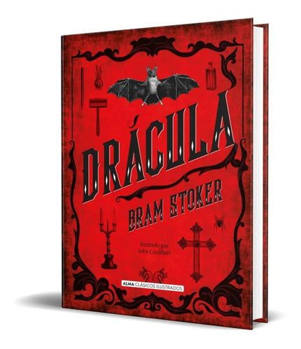 Libro Dracula [ Pasta Dura Clasicos Ilustra] Bram Stoker Dhl
