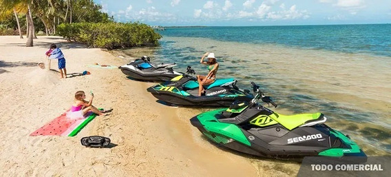 Sea Doo Spark Trixx 2up 4 Hs Año 2020 Enero
