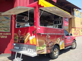 Food Truck Para S10 Ranger Montagem