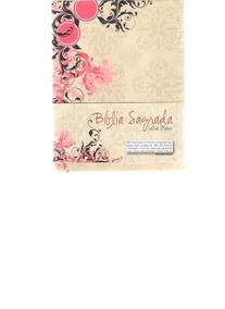 Bíblia Sagrada - Letra Maior - Erc - 2011 - Ed.geográfica