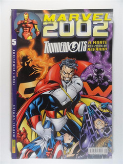 Hq Marvel 2002 Nª 5 Thor Demolidor - Panini Mc