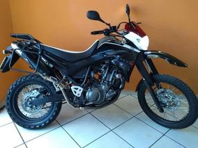 Yamaha Xt 660 R 2012 Preta