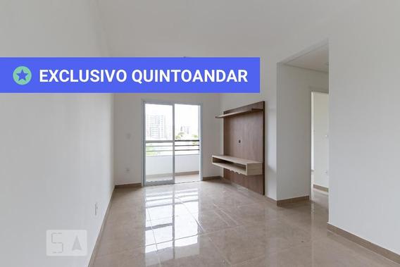 Apartamento No 3º Andar Com 2 Dormitórios E 1 Garagem - Id: 892974009 - 274009