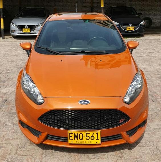 Ford Fiesta St 1600 Turbocargado Excelente Estado