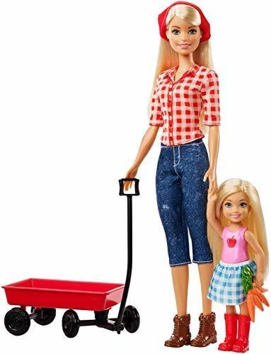 Granja De Huerta Dulce De Barbie