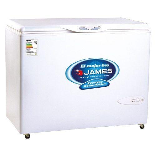 Freezer Freezers Horizontal James Fhj 410 M  418 Litros - Fa