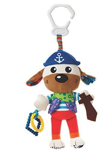 Peluche Colgante Didáctico Captain Canine Playgro