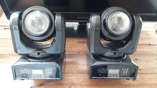 Cabezales Móvil Beam E-lighting B400 X 2un. + Dmx Navigator