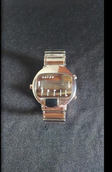 Relógio Tokyoflash Original Código Morse