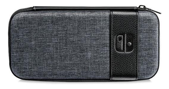 Case Nintendo Switch Slim Travel - Cinza Pdp