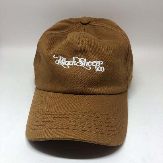 Boné Black Sheep Dad Hat Caramelo Unissex - Strapback