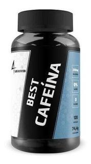 Best Cafeina 200mg + B6+ B12 120 Capsulas 4gains Nutriton