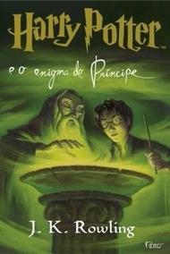 Livro Harry Potter E O Enigma Do Príncipe (novo)
