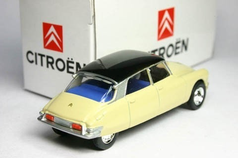 Miniatura Citroen Origines Retro Norev Escala 1/58 Amc018014