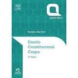 Direito Constitucional Cespe Gustavo Barchet