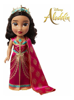 disney Princess Jasmine Musical Singing Doll - Canta S...
