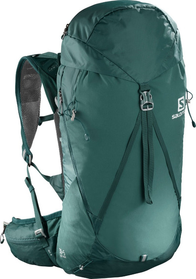 Mochila Salomon - Out Night 30 + 5 - Hiking - Talle L/xl