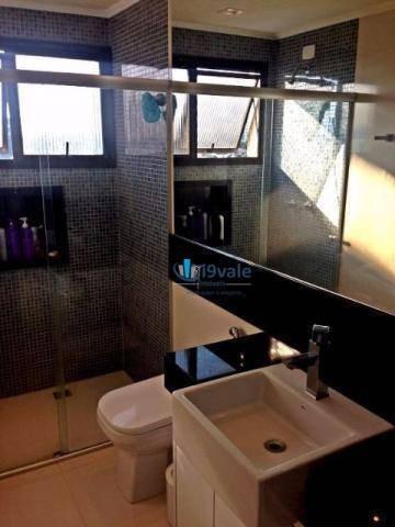 Cobertura Com 3 Dormitórios À Venda, 109 M² Por R$ 630.000,00 - Jardim Aquarius - São José Dos Campos/sp - Co0046