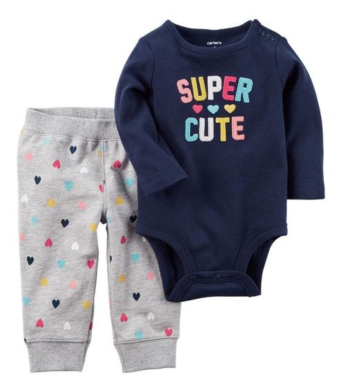 Conjunto 2 Piezas Super Cute Carter