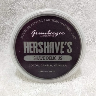 Jabón Para Afeitar Hershave