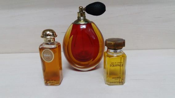 Perfumeiro E Perfume Hermes Equipage E Caleche 25 Ml