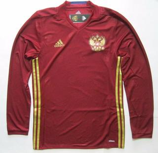 Camisa Rússia Eurocopa 2016 Original adidas