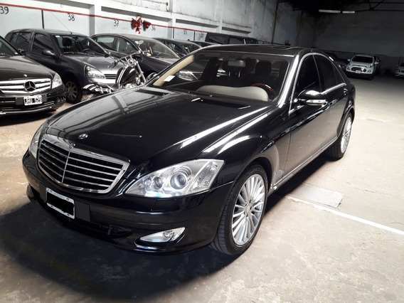 Mercedes-benz Clase S 5.5 S500 V8 At