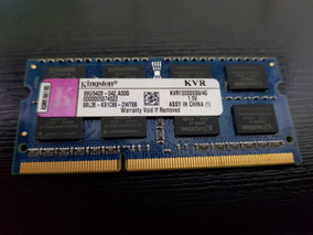 Memória Kingston Ddr3 - 6gb - 1333 Mhz Semi Novas