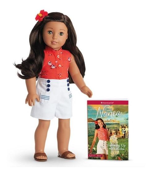 Boneca Nanea American Girl 100% Original No Brasil