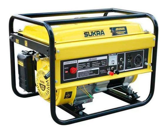 Planta Electrica Jd2500w 2.2kw Sukra Sku39555