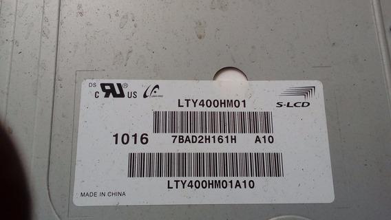 Display Sony Kdl-40ex405 Tela Inteira Não Testada, Lty400hm0