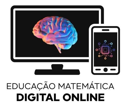 Imagem 1 de 1 de Logo - Educação Matemática Digital Online