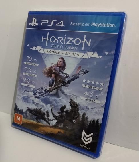 Horizon Zero Dawn Complete Edition Ps4 Pronta Entrega