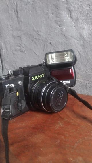Câmera Zenit 12xs +tron S-300s