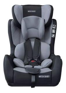 Butaca Booster Bebe Mega Baby Daytona 9-36kg Isofix + Cuotas