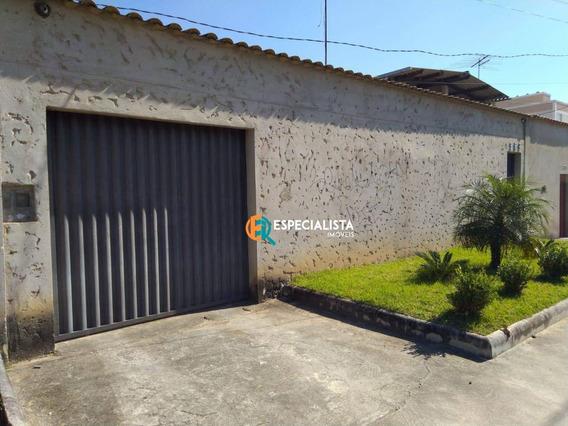 Casa Individual 2 Quartos - São Benedito - Santa Luzia Mg - Ca0213