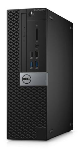 Imagem 1 de 3 de Dell Optiplex 7040 Sff - I5-6500 - 8gb Ram - Hd 500gb