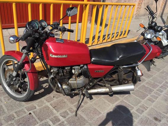Kawasaki Piezas Kz550