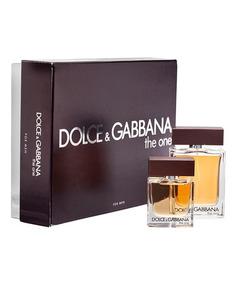 Kit 2 Em 1 Dolce & Cabbana The One Masc Importado Original