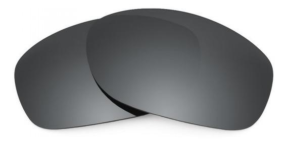 Lente Liquid Metal Polarizada P/ Oakley Pit Bull Polarized