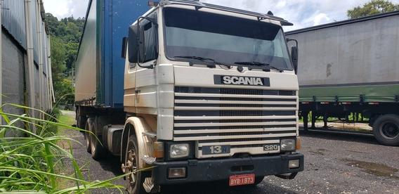 Caminhao Scania R 113 320 6x2 Ano 1994 - P 360 340 R 124 420