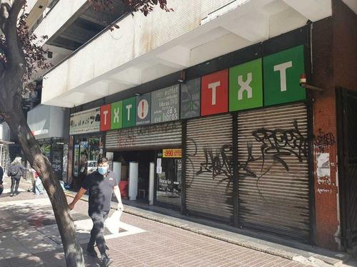 Local Comercial  Paseo Huérfanos