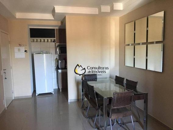 Apartamento Com 3 Dormitórios À Venda, 70 M² Por R$ 380.000,00 - Residencial Premiere Morumbi - Paulínia/sp - Ap0305