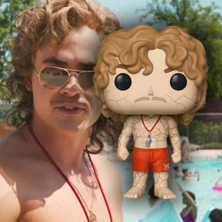 Funko Pop Billy Flaye #844, Stranger Things