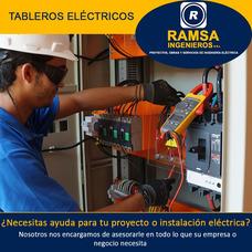 Ingeniero Electricista; Proyectos, Obras Y Servicios