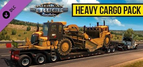 American Truck Heavy Cargo Pack Dlc Pc 100% Original Steam