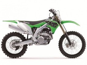 Kawasaki Kx 450 F Zero Km Lançamento 2019