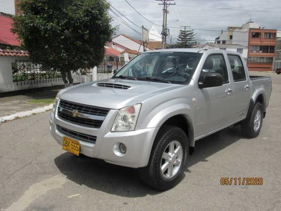 Chevrolet Luv-dmax D.c. 4x4 2009 Mec Gasol