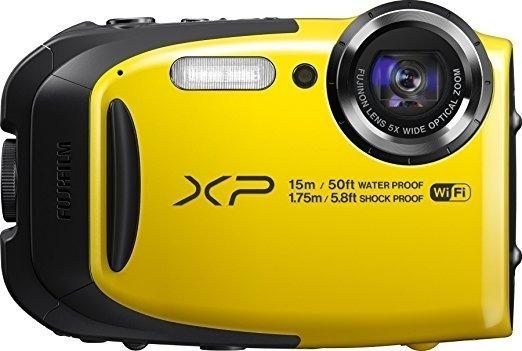 Câmera Digital Prova D´água Fujifilm Finepix Xp80 Waterproof