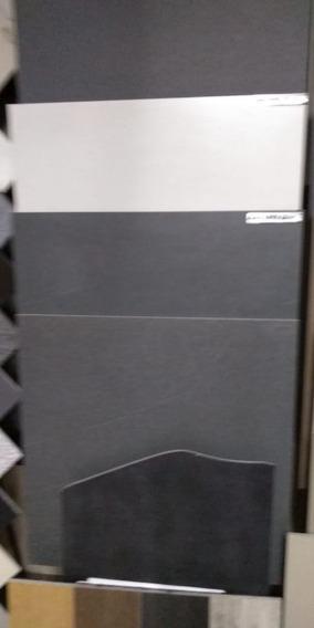 Porcelanato Negro 60x60 Mmu